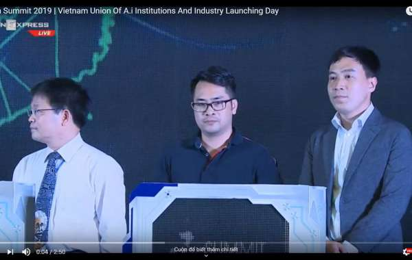 Ai4Vn Summit 2019 | Vietnam Union Of A.i Institutions And Industry Launching Day