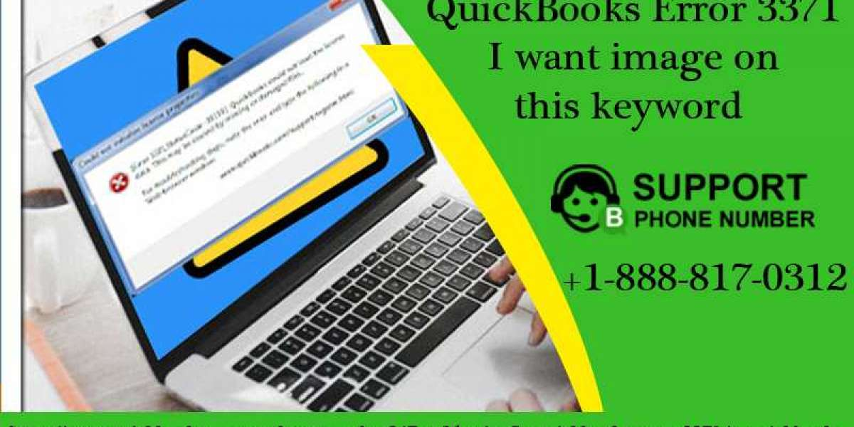 Can I fix QuickBooks Error 3371? Help me!