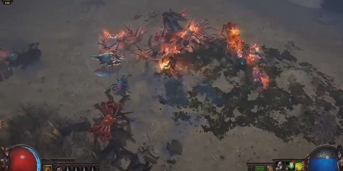 Path of Exile's Amulets Have Fantastic DPS Potential