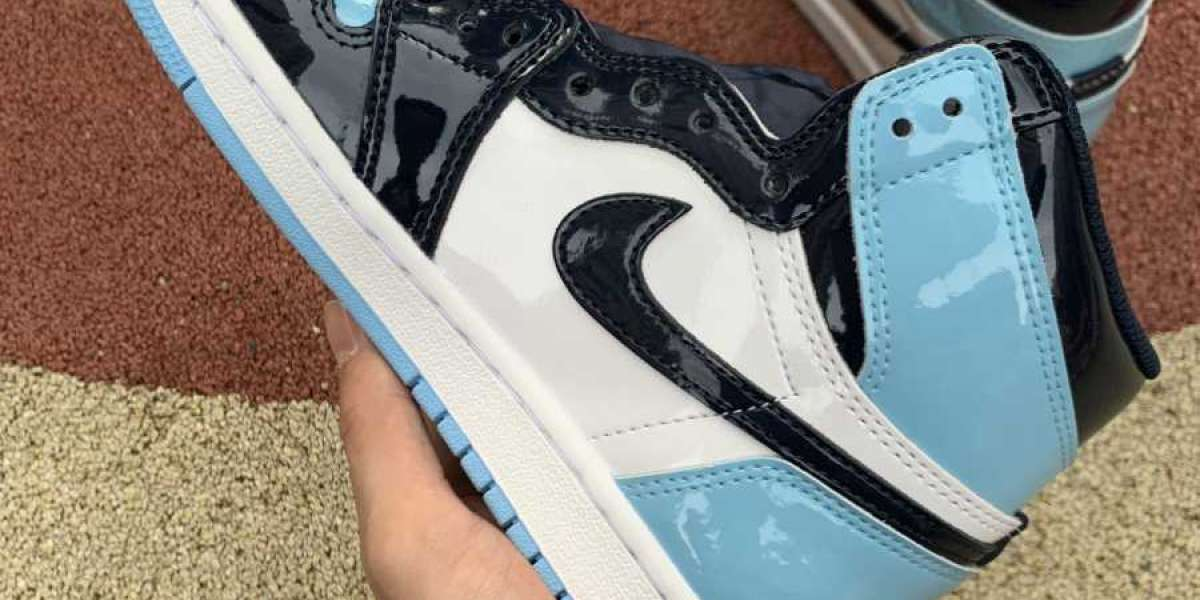 Where To Buying 2020 Air Jordan 1 High OG 'Blue Chill' CD0461-401 For Girls
