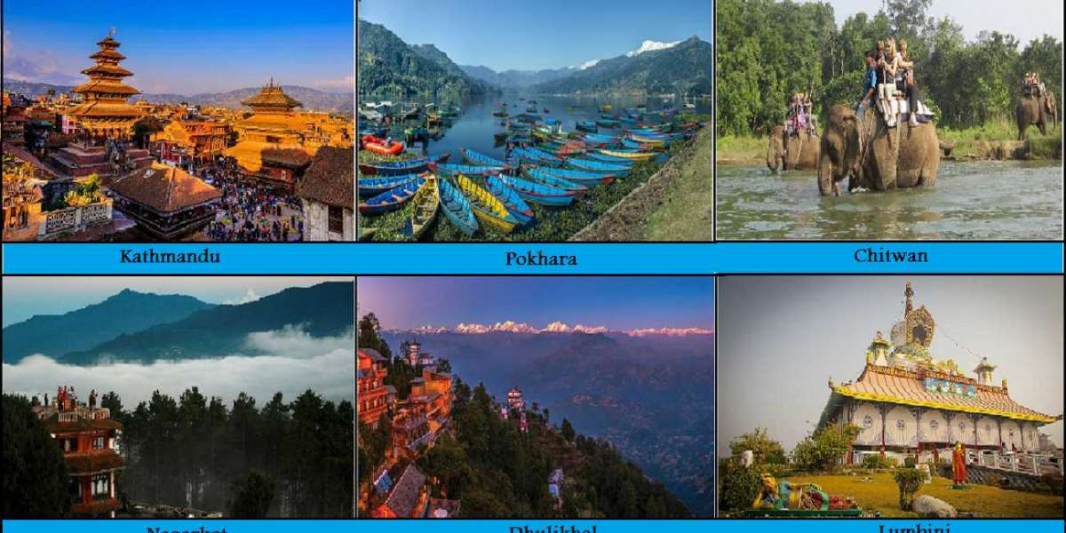Help me for booking Nepal tour package