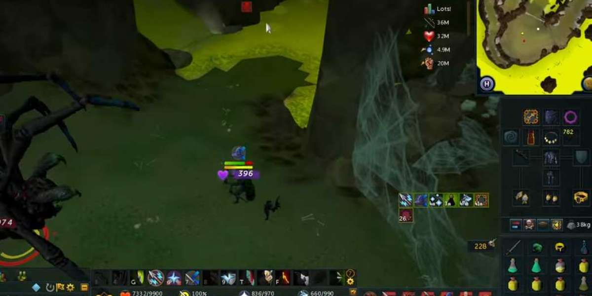 Runescape Game May Take Thousands of Hours