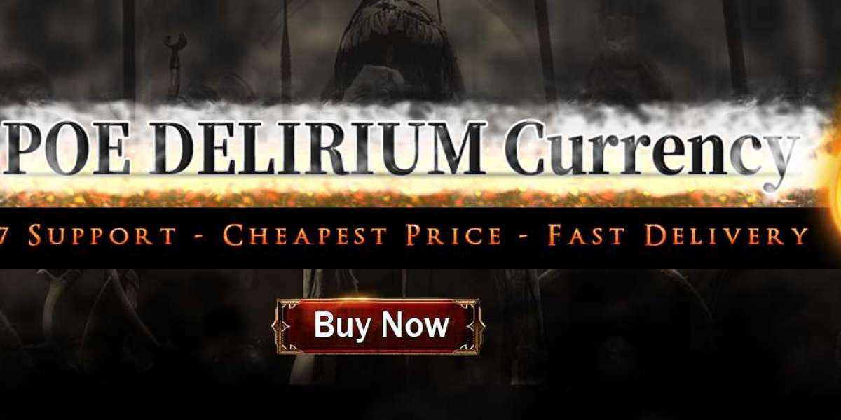 POE Delirium Construction and Currency Production Guide