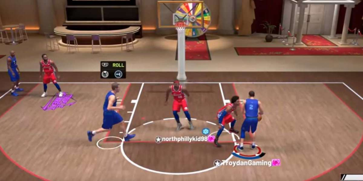 NBA 2K20's MyTeam Mode and Position Them