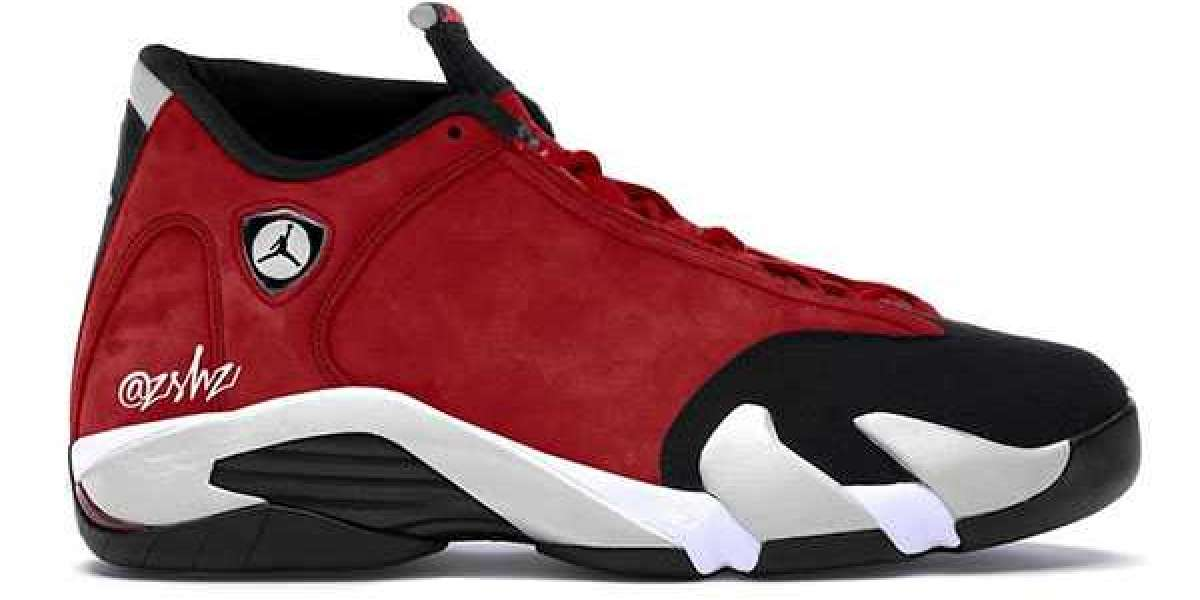 """2020 Air Jordan 14 """"Gym Red"""" 487471-006 will coming On June 27th"""