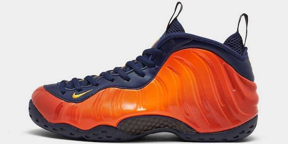 """Nike Air Foamposite One """"Rugged Orange"""" CJ0303-400 To Releases On May 21st"""