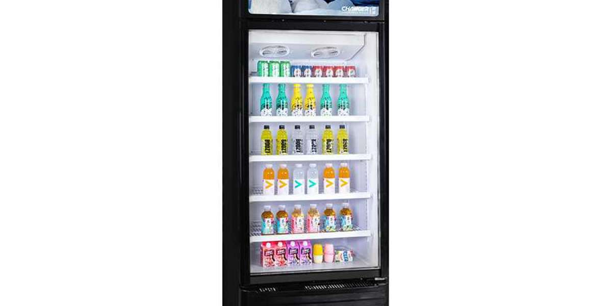 China Visi Cooler-Commercial Product