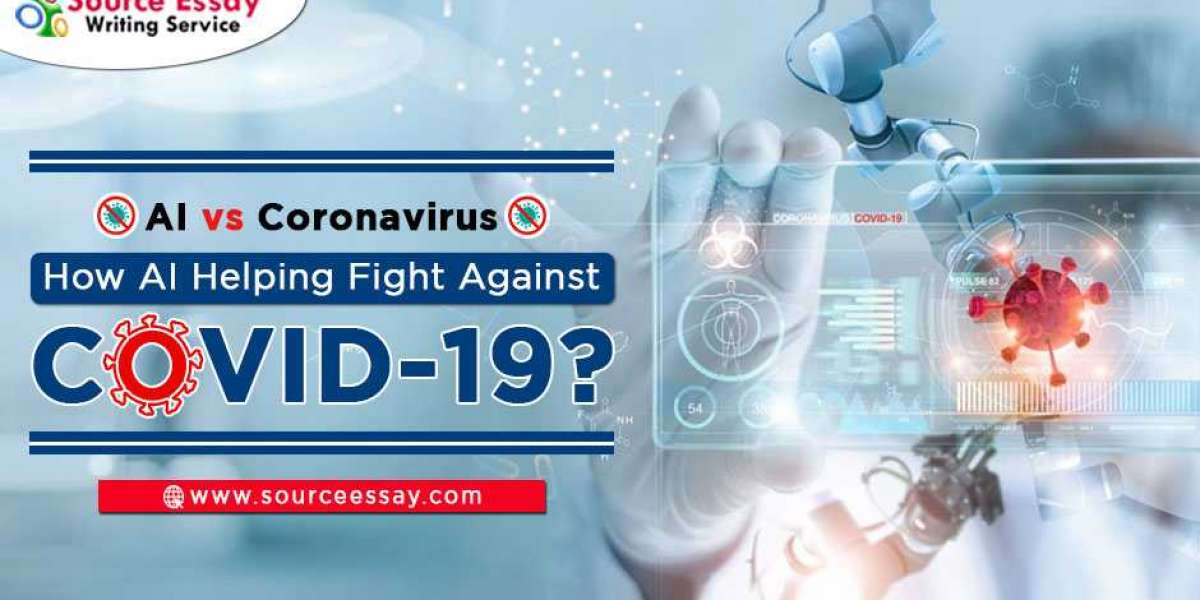AI Vs. Corona Virus: How AI Helping Fight Against COVID-19?