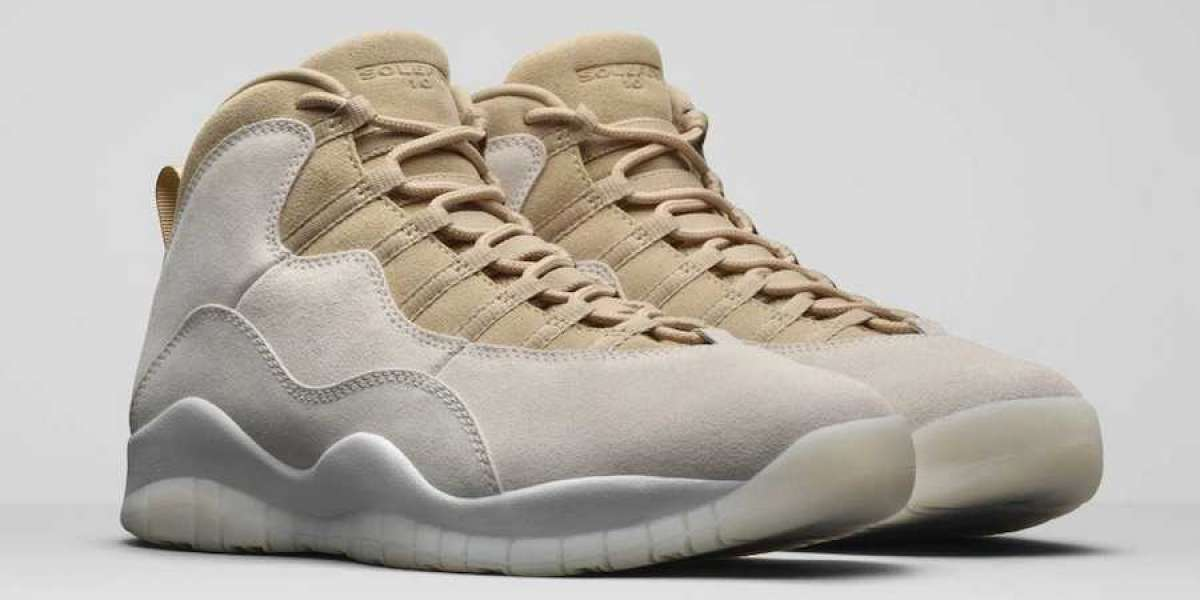 Detailed Look:Solefly x Air Jordan 10 CW5854-200 Shoes 2020 Release