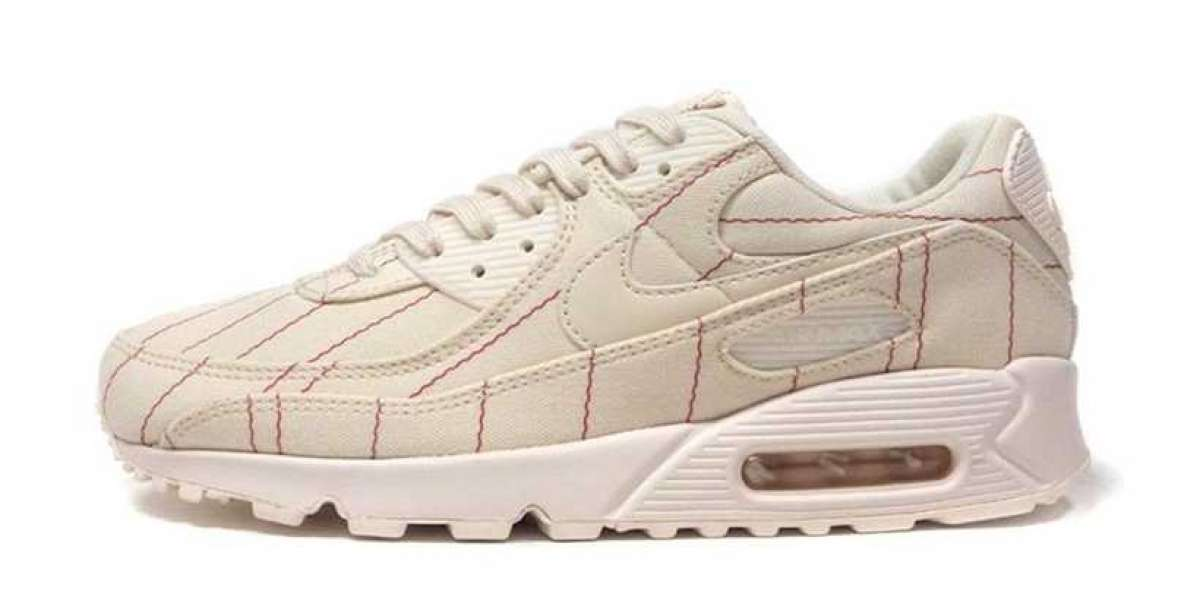 2020 Nike Air Max 90 NRG Natural Pale Ivory Online Sale