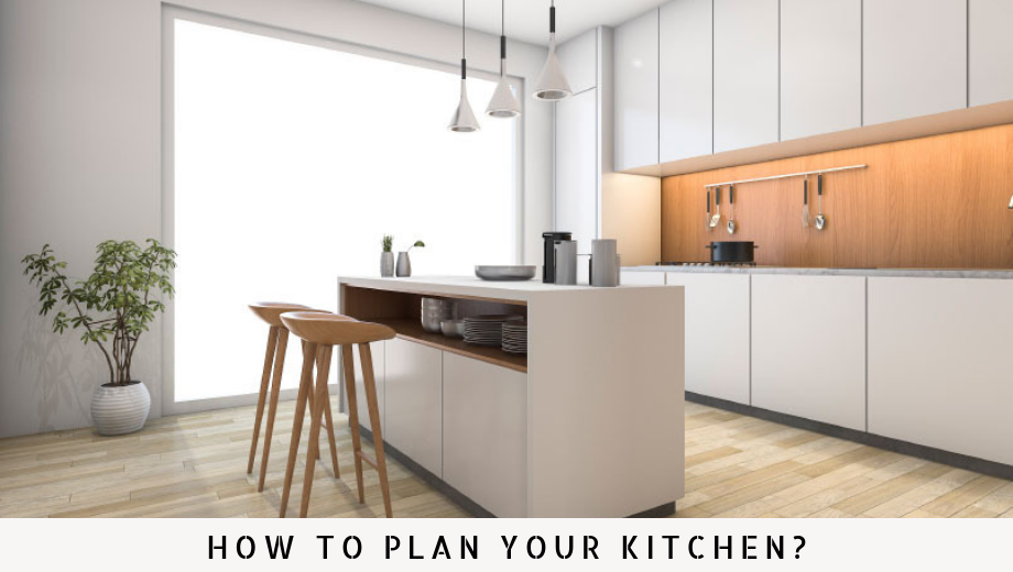 How to Plan a Kitchen: Kitchen Layout and Designs - AKS