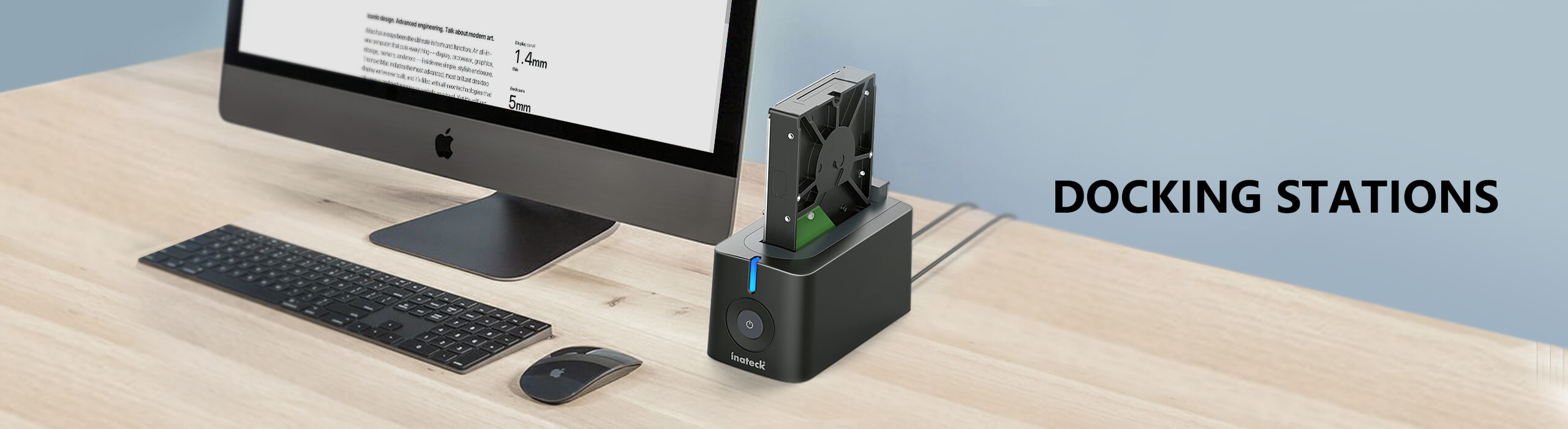 Buy the Best HDD Docking Station and Dual Bay HDD Docking Station Online