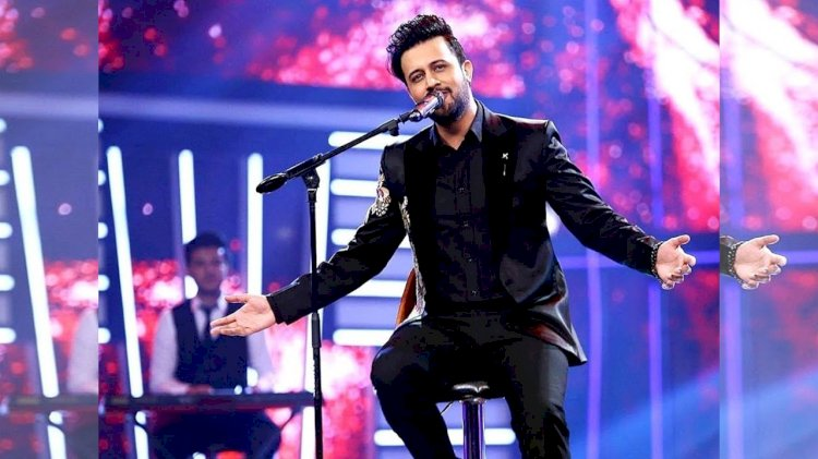 Atif Aslam On Forbes Asia's 100 Digital Stars List - HNH Style