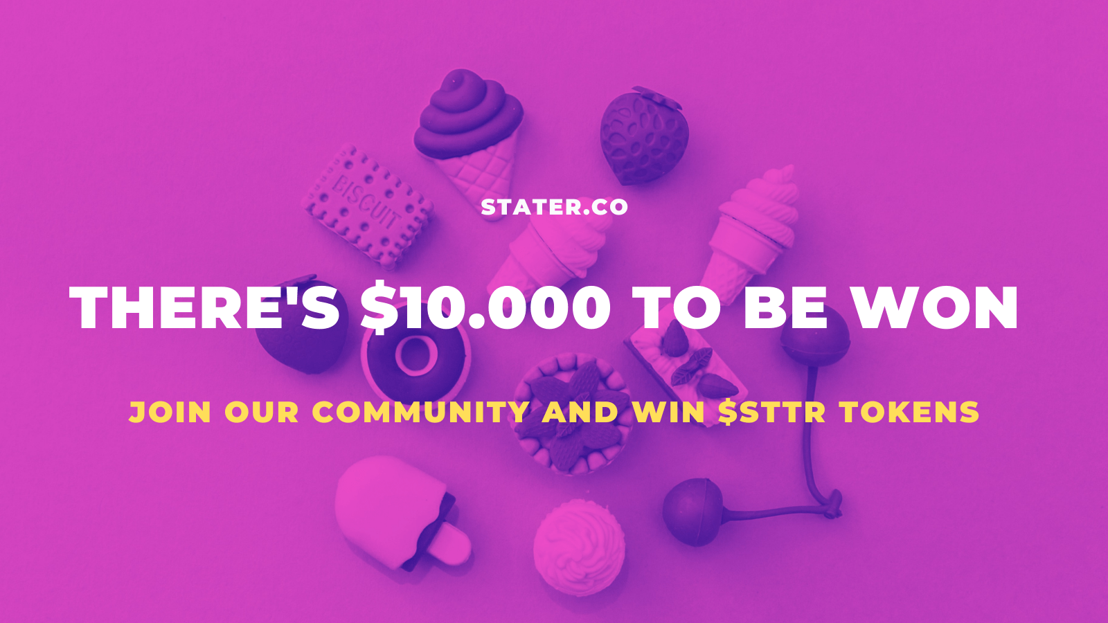 Stater Giveaway