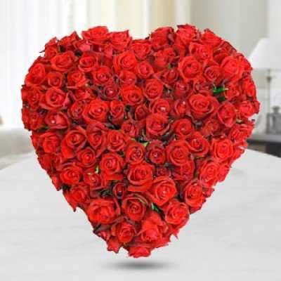 Buy Satin Soft Heart Flowers Online in India - Flowers N Fruits Profile Picture