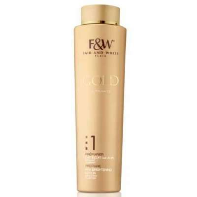 Fair And White Gold Aha Brightening Lotion Profile Picture